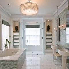 modern bathroom by Famosa- The Surface Studio