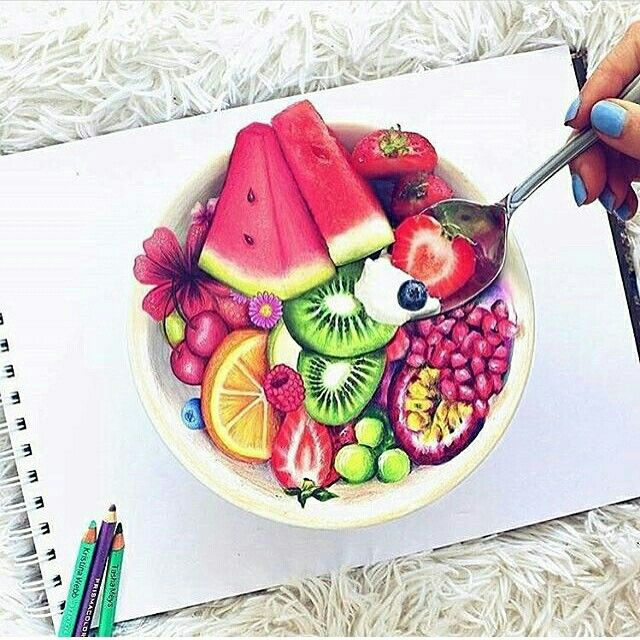 143 best cool drawings images on pinterest drawing ideas for Cool detailed drawings