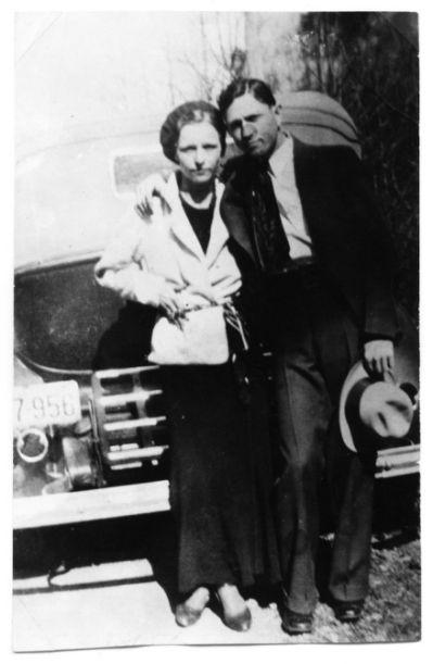 The Ambush of Bonnie & Clyde |