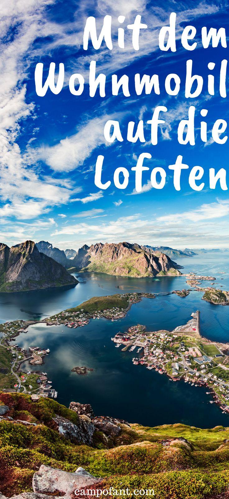 Die Lofoten in Norwegen sind ein beliebtes Reiseziel. Auch mit dem Wohnmobil ist diese Inselgruppe in Norwegen ein tolles Erlebnis. Türkisblaues Meer, weißer Sandstrand und wunderschöne kleine Dörfer. Die Lofoten muss man einfach gesehen haben. Wir haben in diesem Beitrag die besten Tipps für Norwegen mit dem Wohnmobil. Du bist noch auf der Suche nach tollen Reiseideen? Dann wäre das der Tipp für eine unvergessliche Reise nach Norwegen. #norwegen #lofoten #wohnmobil #reisen #skandinavien