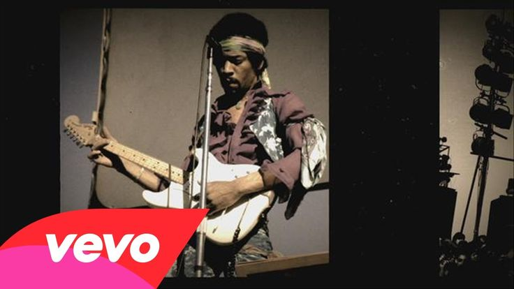 Jimi Hendrix - Jimi Hendrix - Red House - Santa Clara 1969