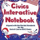 This file is designed as an interactive notebook for civics.  Please note that content is not included.  In this file are graphic organizers to hel...