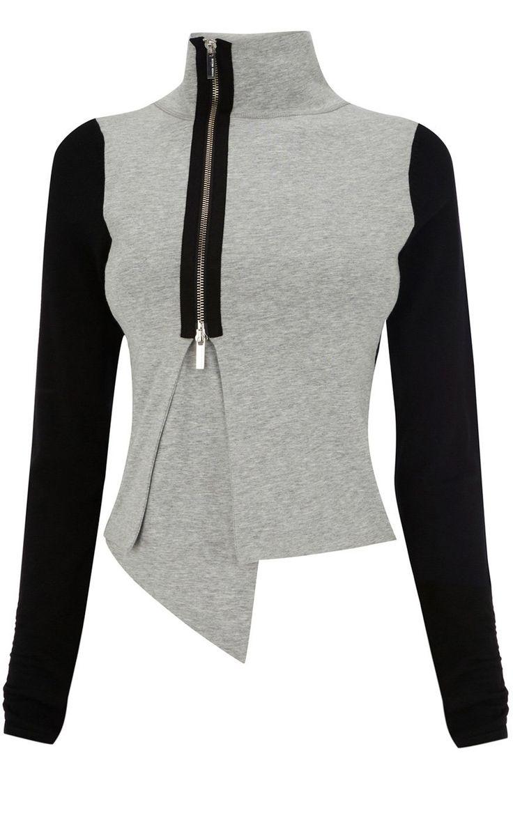 Karen Millen Jersey Knit Jacket : Jackets
