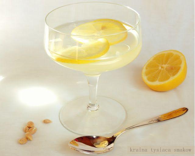 Kraina Tysiąca Smaków: Woda z cytryną lub limonką rano - oczyszczenie organizmu z toksyn