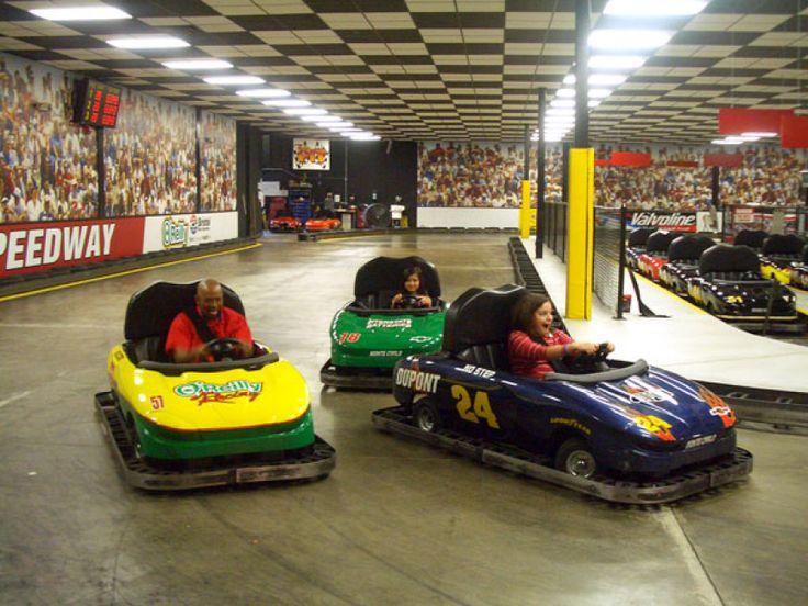 Carreras de Go Karts
