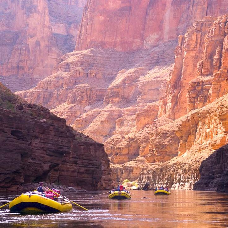 Rafting the Colorado River, Grand Canyon