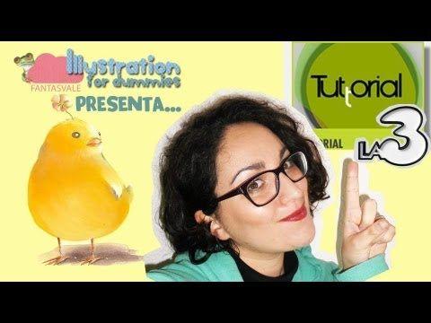 Fantasvale per LA3 - Prima puntata: PAESAGGIO AD ACQUERELLO