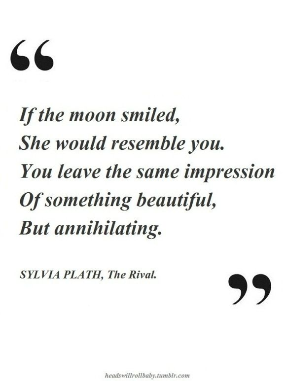 Dark House - Poem by Sylvia Plath