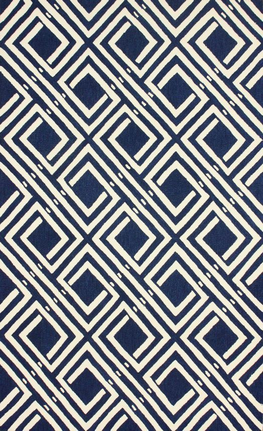 Rugs Usa Radiante Trellis Bc57 Navy Rug Nursery Ideas