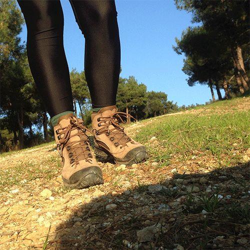 hiking with trigiro in Greece #trigiro #tour #hike #feel #path #sun #sea #northGreece #Greece #travel
