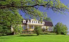The manor of Bodom, Espoo, Finland