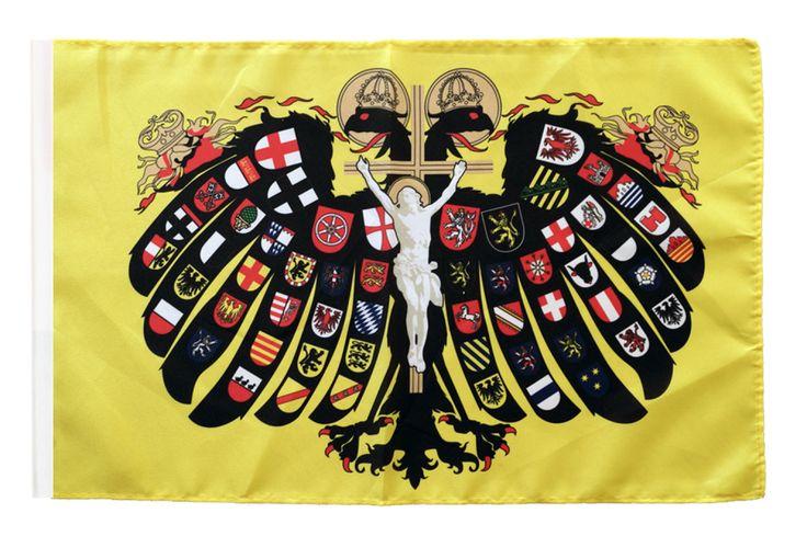 st empire romain germanique flag