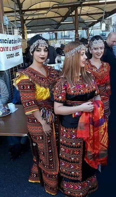 Robe kabyle ~berbère ~