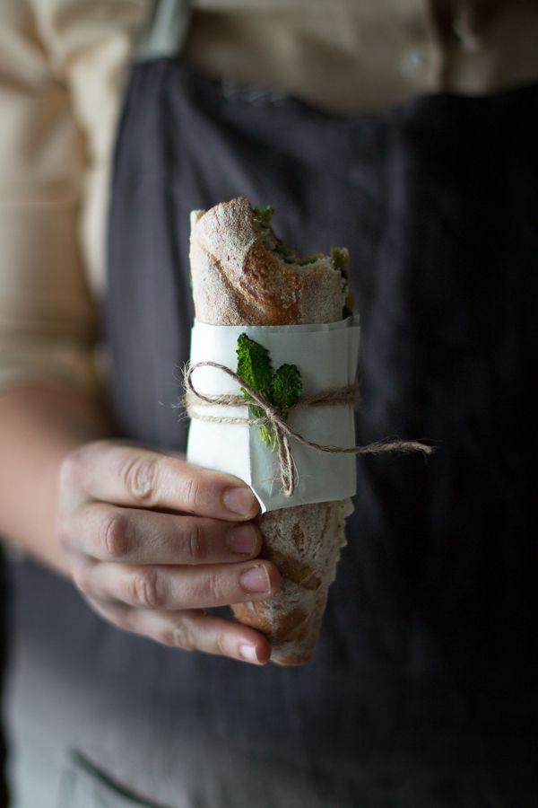 Panino gourmet con pesto di cavolo nero e... | Smile, Beauty and More