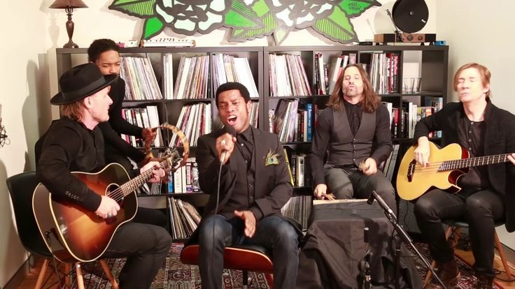 """Vintage Trouble """"Knock Me Out"""" (Live at the Rolling Stone Australia Office)"""
