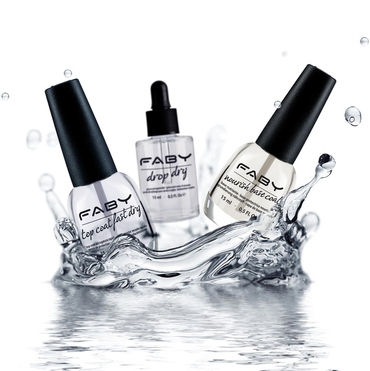 Faby Treatments - Pamper your nails