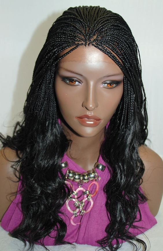 Lace Front Wigs In Ghana