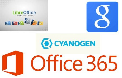 Office 365 Libre Android Launch and MS Cyanogen News