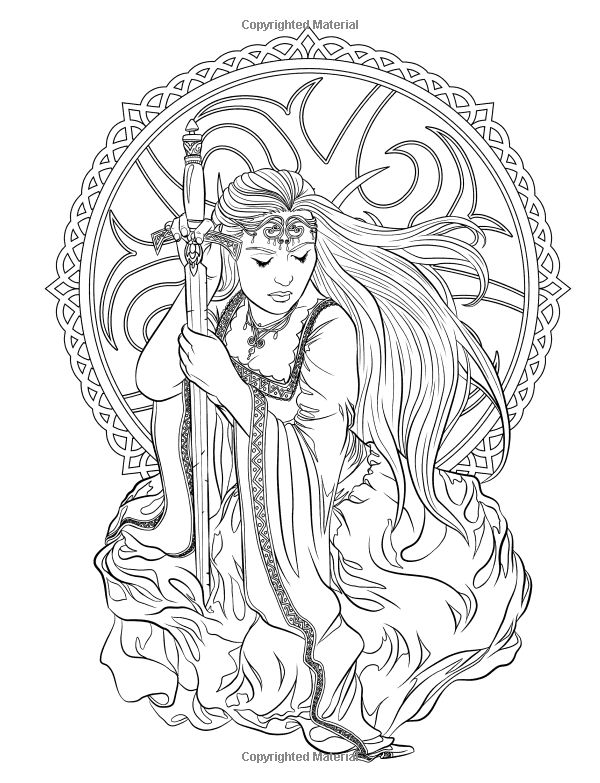 dark coloring pages - photo#1