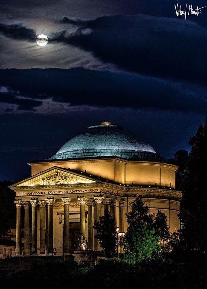 Gran Madre, Turin, Italy