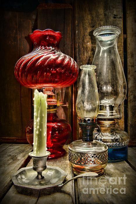 147 Best Old Kerosene Lamps Images On Pinterest