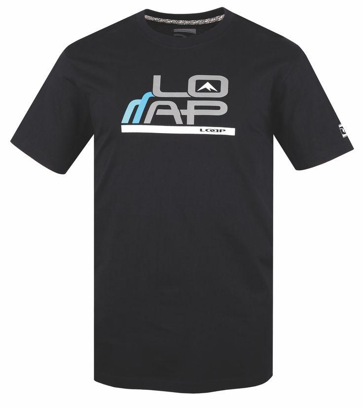 LOAP Pánské triko s krátkým rukávem AKAY velikost S-XXL