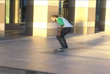 #skateboarding #gif #baker
