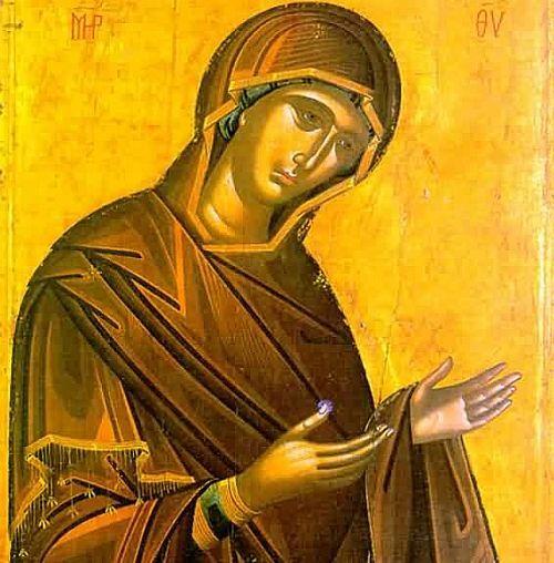 Să ne rugăm cât mai des Maicii Domnului, și acoperământul ei se va întinde asupra noastră | La Taifas