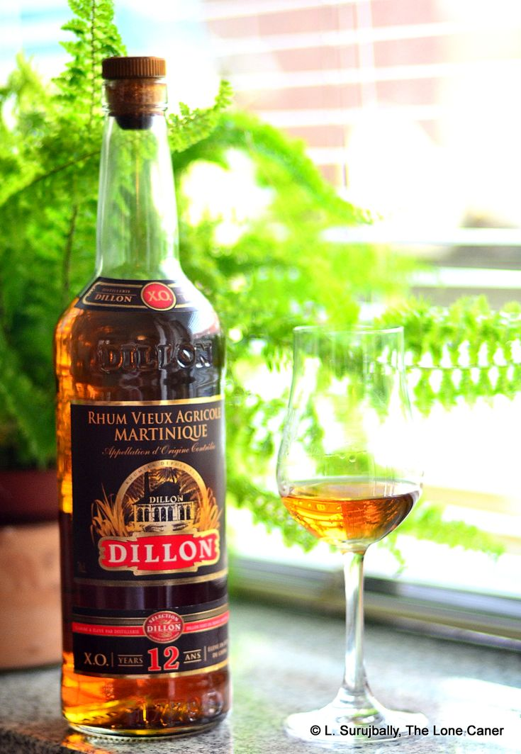 Dillon Rhum Vieux Agricole XO 12 Year Old - Review