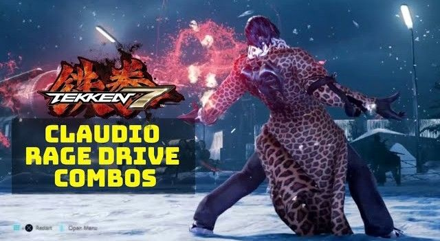 Claudio Serafino Combo Video Rage Drive Special Watch The Video
