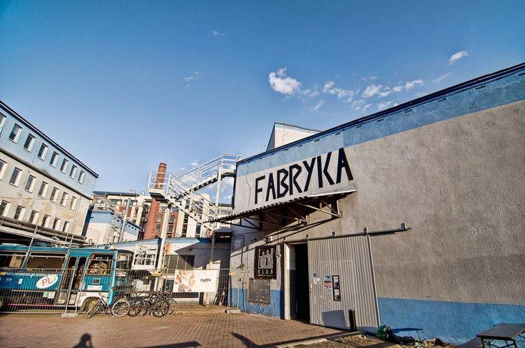 klub fabryka kraków - Szukaj w Google