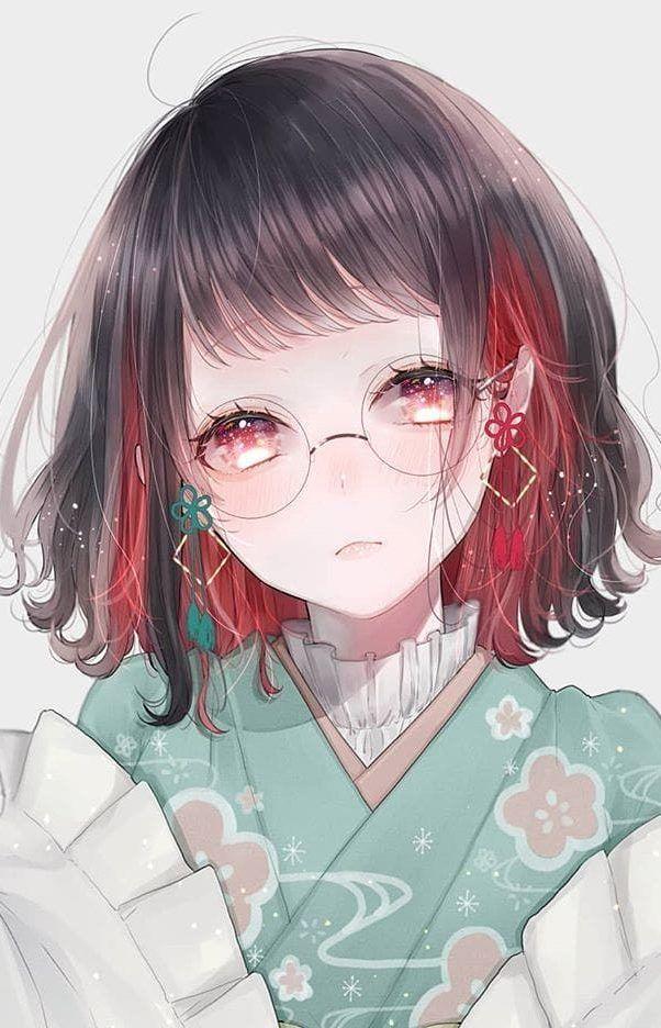 Best Drawing Manga Style On The Anime Manga Art Style Part 24 Gadis Animasi Gambar Manga Seni Animasi