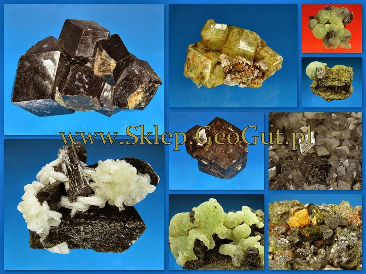 Sklep GeoGut.pl - minerały, skamieniałości, biżuteria
