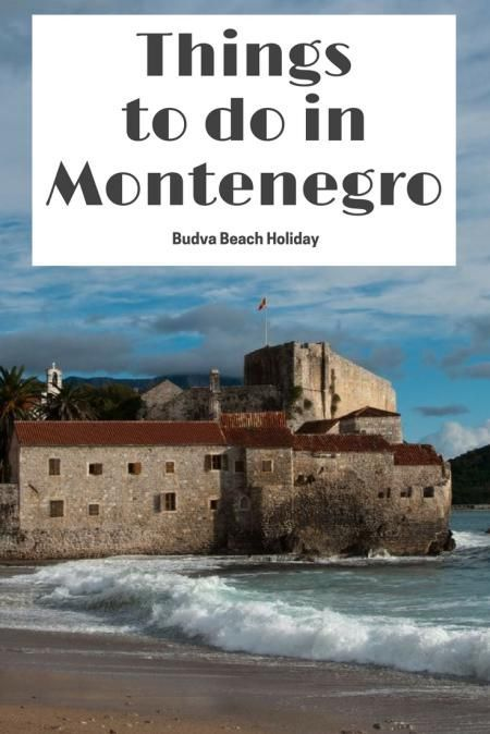 Balkans Travel Blog: With so much to see and do in the Balkans, it's no wonder it's becoming the new can't miss it destination. Enjoy a beach holiday in Montenegro's popular seaside city of Budva. There is no lack of beachfront, cuisine, parties and more.  Click to learn more!