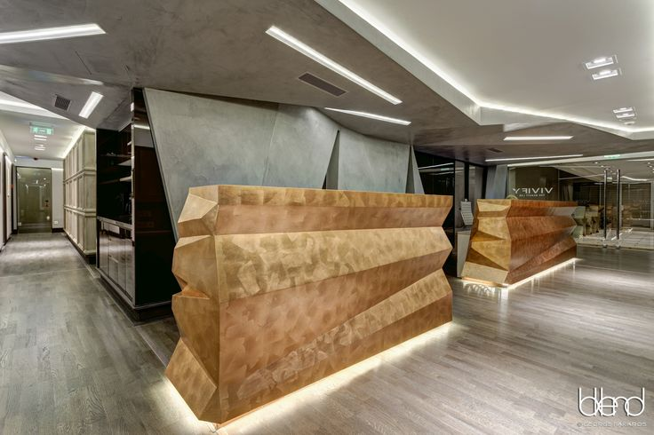 BllendDesignOffice - Project - WELLNESS AND DAYSPA - THESSALONIKI GREECE