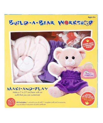 37 best build a bear images on pinterest build a bear atelier cuddly build a bear pink cuddles shopper make and play craft kit for kids do it yourself solutioingenieria Choice Image