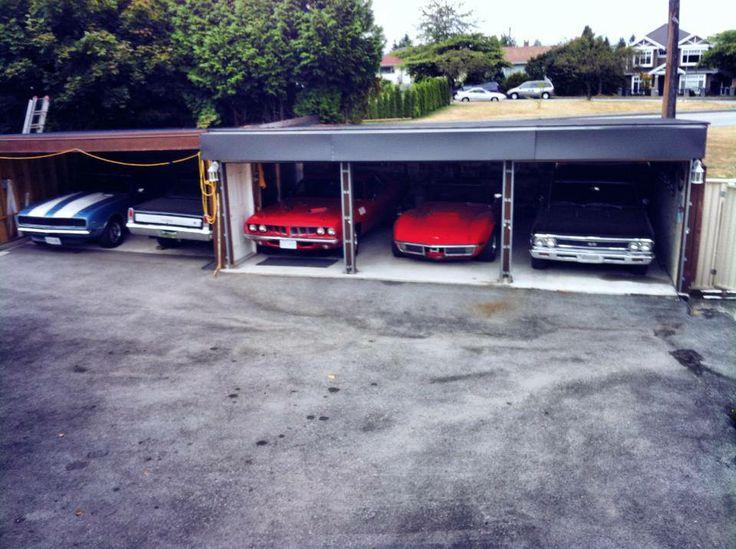 Captains Garage