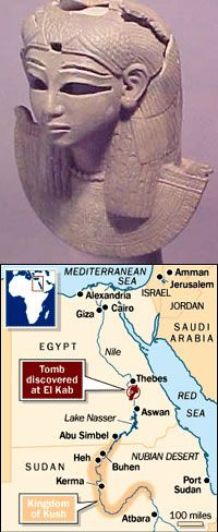 Daily Times - Leading News Resource of Pakistan - Tomb reveals Ancient Egypt�s humiliating secret