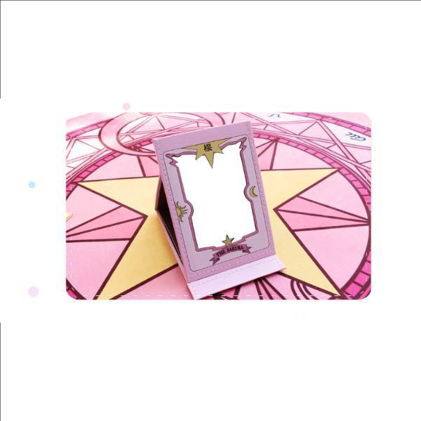 Japan Anime Card Captor Sakura Pencil Case Bag Make Up Bags Cosplay Cute Gifts N
