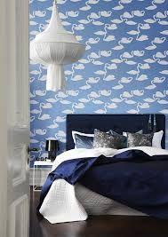 Bildresultat för tapeter 60-tal sovrum