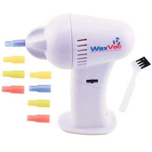 Vakumlu Kulak Temizleme Cihazı WaxVac
