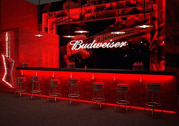Tailor Made - Budweiser on Behance