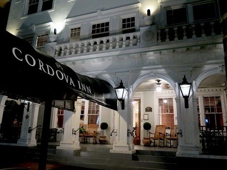 The Cordova Inn, a historic, boutique hotel that dates from 1921 is ideal for a getaway to St. Petersburg, Florida to explore cultural attractions.