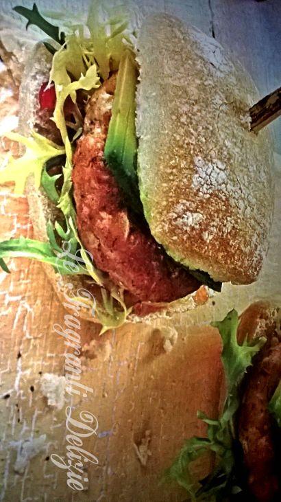 Hamburger di Tacchino | Le Fragranti Delizie