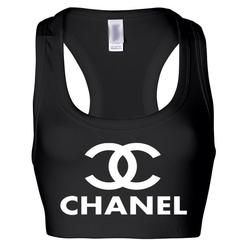 Chanel Top Sports Bra