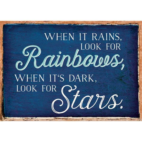 Rainbows & Stars/Bild1