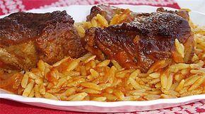 Πεντανόστιμο μοσχάρι γιουβέτσι με κριθαράκι στο φούρνο! - Filenades.gr