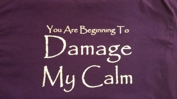 You Are Beginning To Damage My Calm Firefly by FanDominionOnline