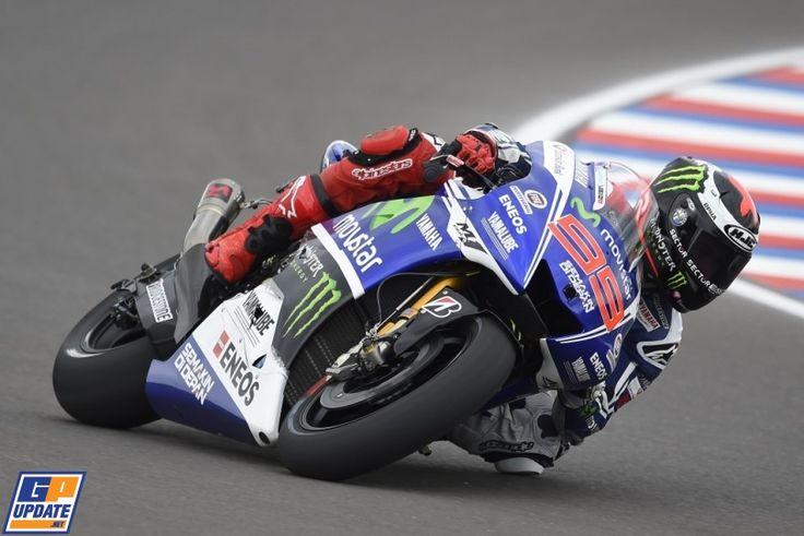 Jorge Lorenzo, MotoGP Grand Prix van Argentinië 2014, MotoGP