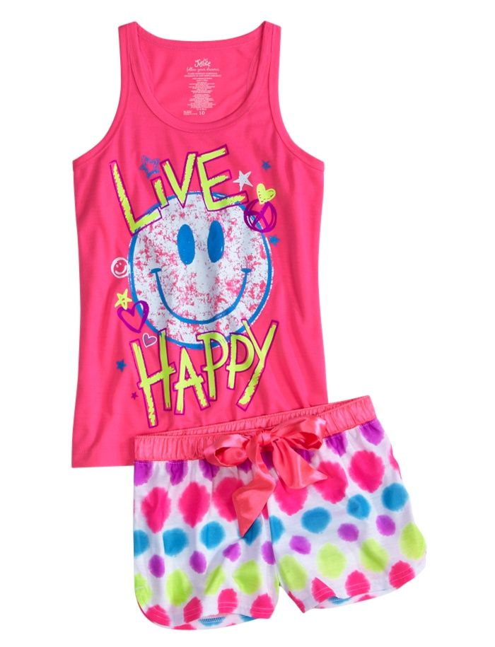 Pin by McKenna Leslie on Pj's | Justice girls clothes ...